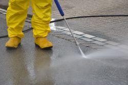 hogedruk reiniging